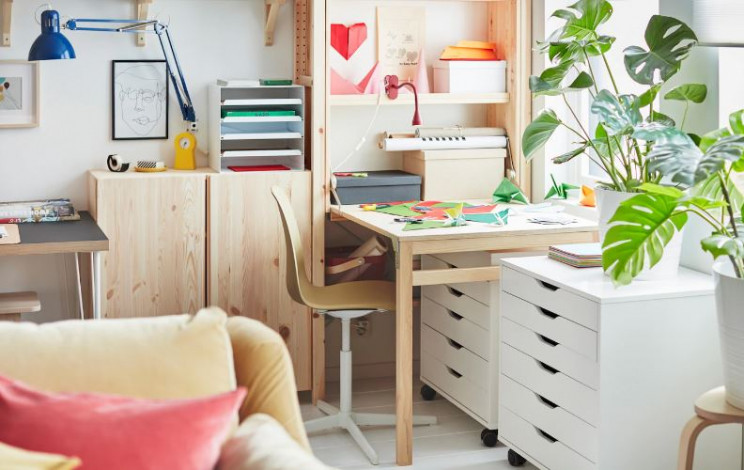 Working From Home In Portugal Ikea S Office Ideas For Any Lifestyle Idealista