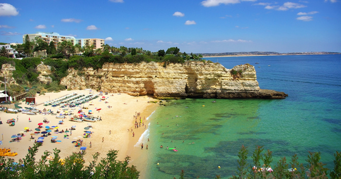 The Algarve In Portugal Is Rated Third Est Beach Europe Gtres