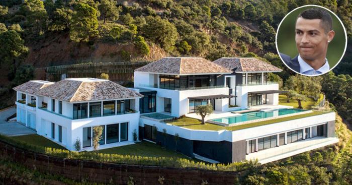 Image result for cristiano ronaldo mansion