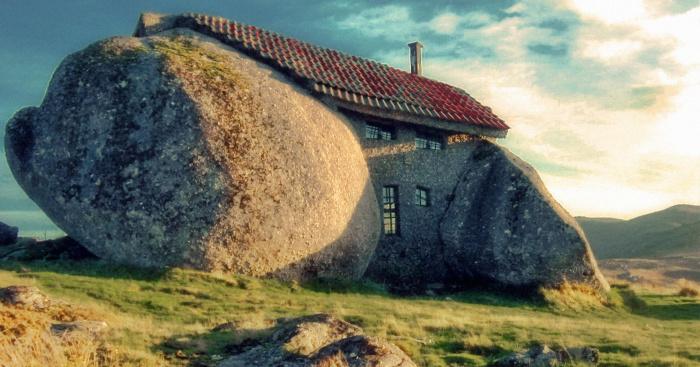 Case Di Montagna In Pietra : La casa di pietra in portogallo u idealista