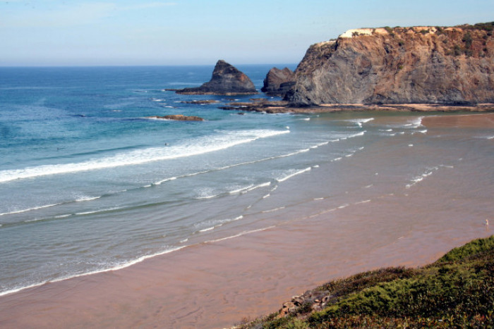 Alentejo coast / Wikimedia commons