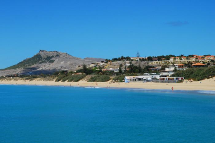 Porto Santo Island / Wikimedia commons