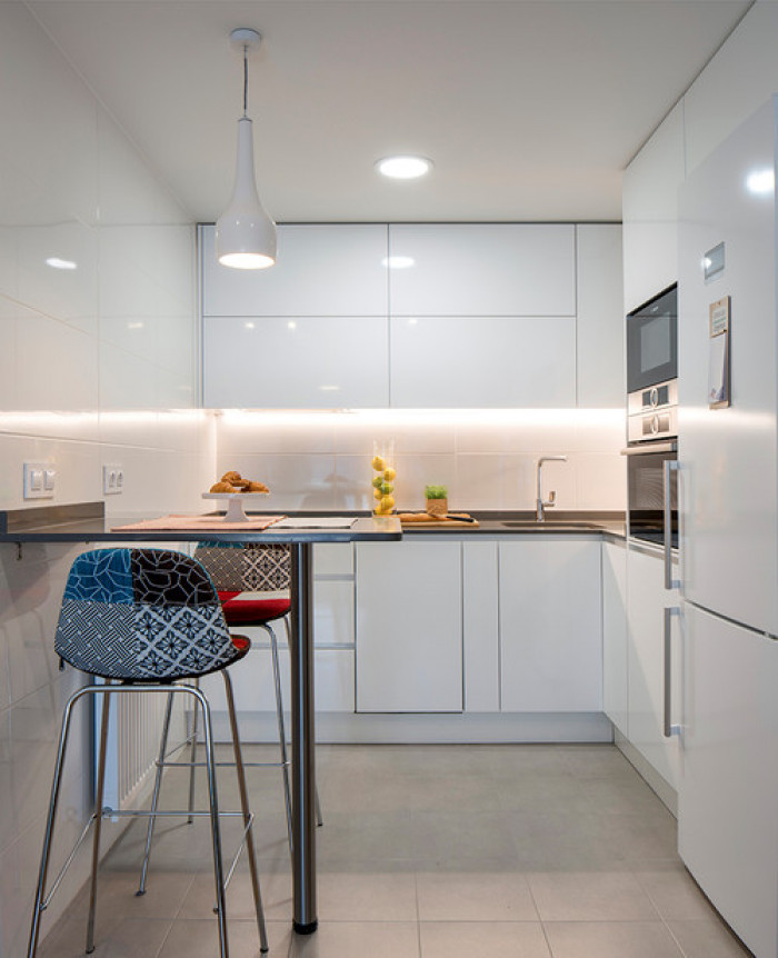 Small Kitchen Design Ideas How To Make Your Kitchen Space Look