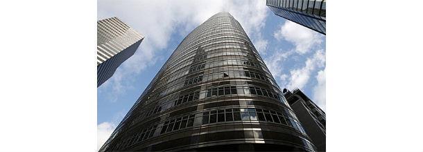 arranha-céus lipstick tem 34 pisos e quase 140 metros de altura