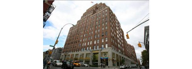 o prédio foi construído em 1932 e está localizado na oitava avenida
