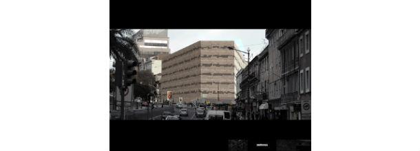 imagem do projecto de autoria de manuel aires mateus e frederico valsassina