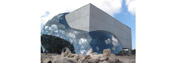 projecto do novo museu do pintor espanhol salvador dalí começou a ser feito há 14 anos