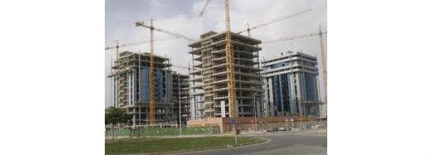 em dezembro de 2010 houve um decréscimo homólogo de 28,2% na construção civil