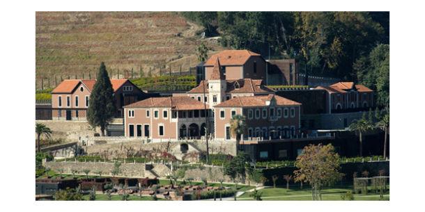 o aquapura douro valley está localizado na quinta vale de abraão, junto ao rio douro