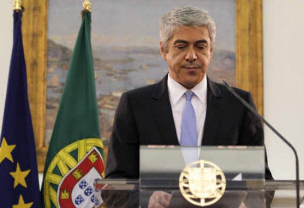 josé sócrates anunciou quarta-feira que o governo vai pedir ajuda externa à europa