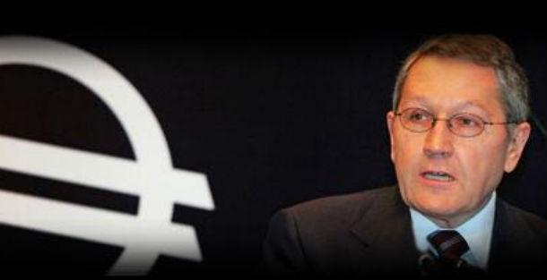 klaus regling, presidente do fundo europeu de estabilização financeira
