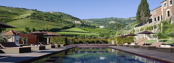 o aquapura douro valley é o único hotel português candidato a melhor hotel europeu do ano