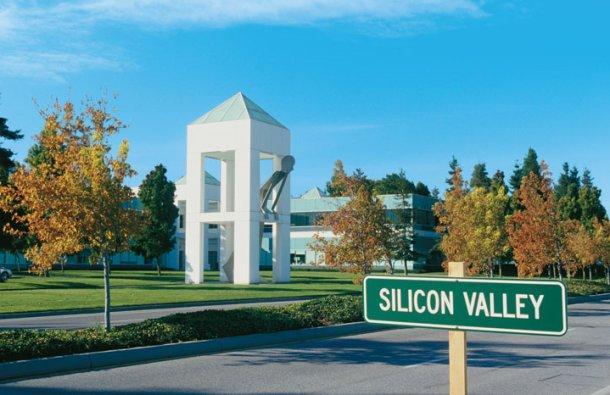 em silicon valley, na califórnia, os preços das casas aumentaram muito nos últimos tempos