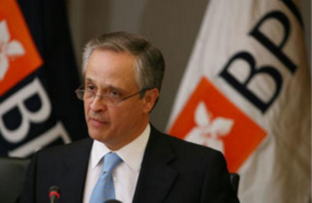 fernando ulrich, presidente executivo do bpi
