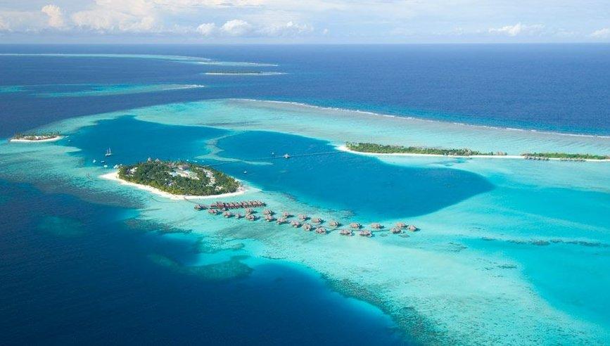 Hotel conrad maldives dormir mergulhado nas guas do for Conrad maldives rangali island resort islas maldivas