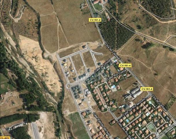 terreno terá custado 330 mil euros e a construção da casa poderá ultrapassar os 700 mil