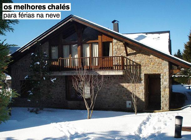 casas de montanha em espanha e andorra para passar férias na neve