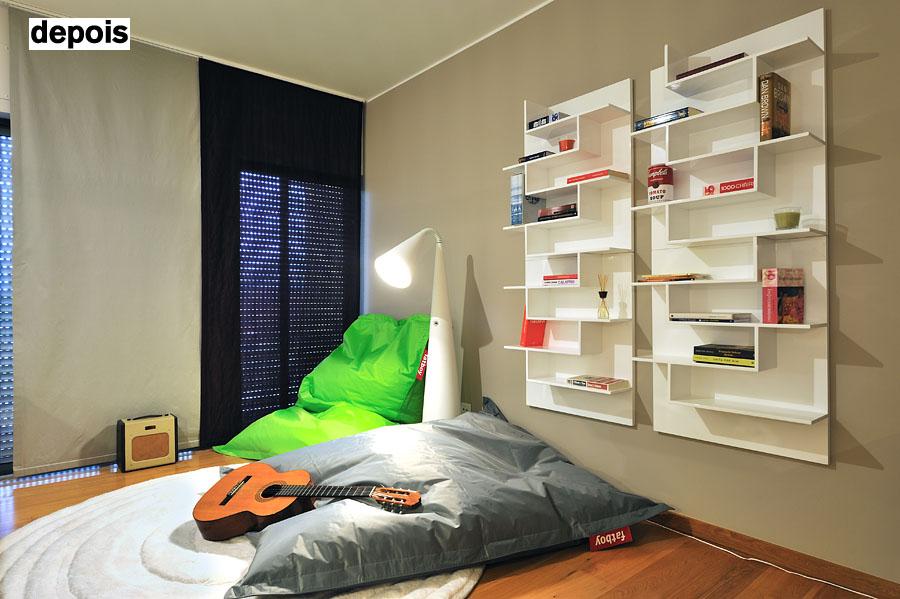 neste projecto o objectivo era conforto e a simplicidade ideal para uma casa de utilização sazonal