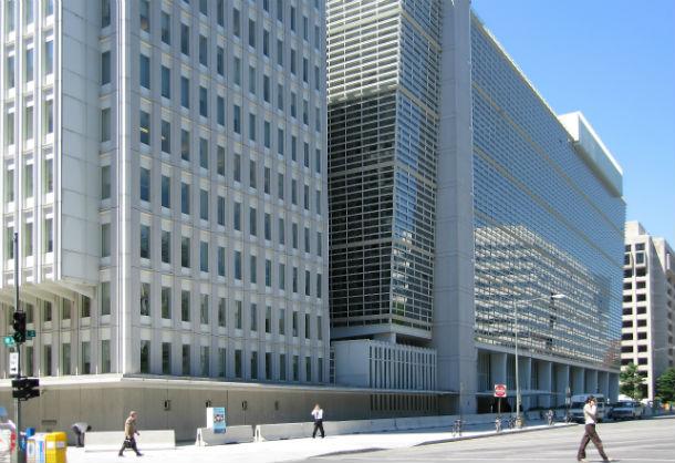 sede do banco mundial, em washington, eua