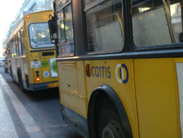 trabalhadores da carris estarão em greve durante 24 horas