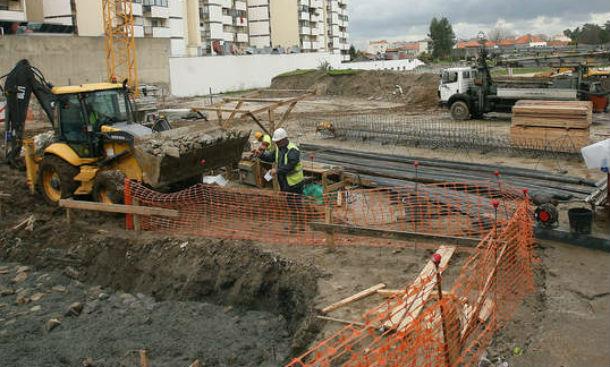 em 2010, houve um aumento de 26% do número de insolvências na construção face a 2009