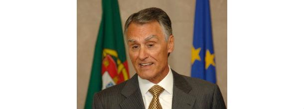 cavaco silva, presidente da república de portugal