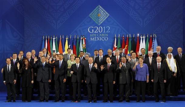 a cimeira que reuniu as 20 maiores economias do planeta terminou esta terça-feira no méxico