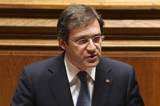 pedro passos coelho afirmou que portugal não irá renegociar o pagamento da dívida