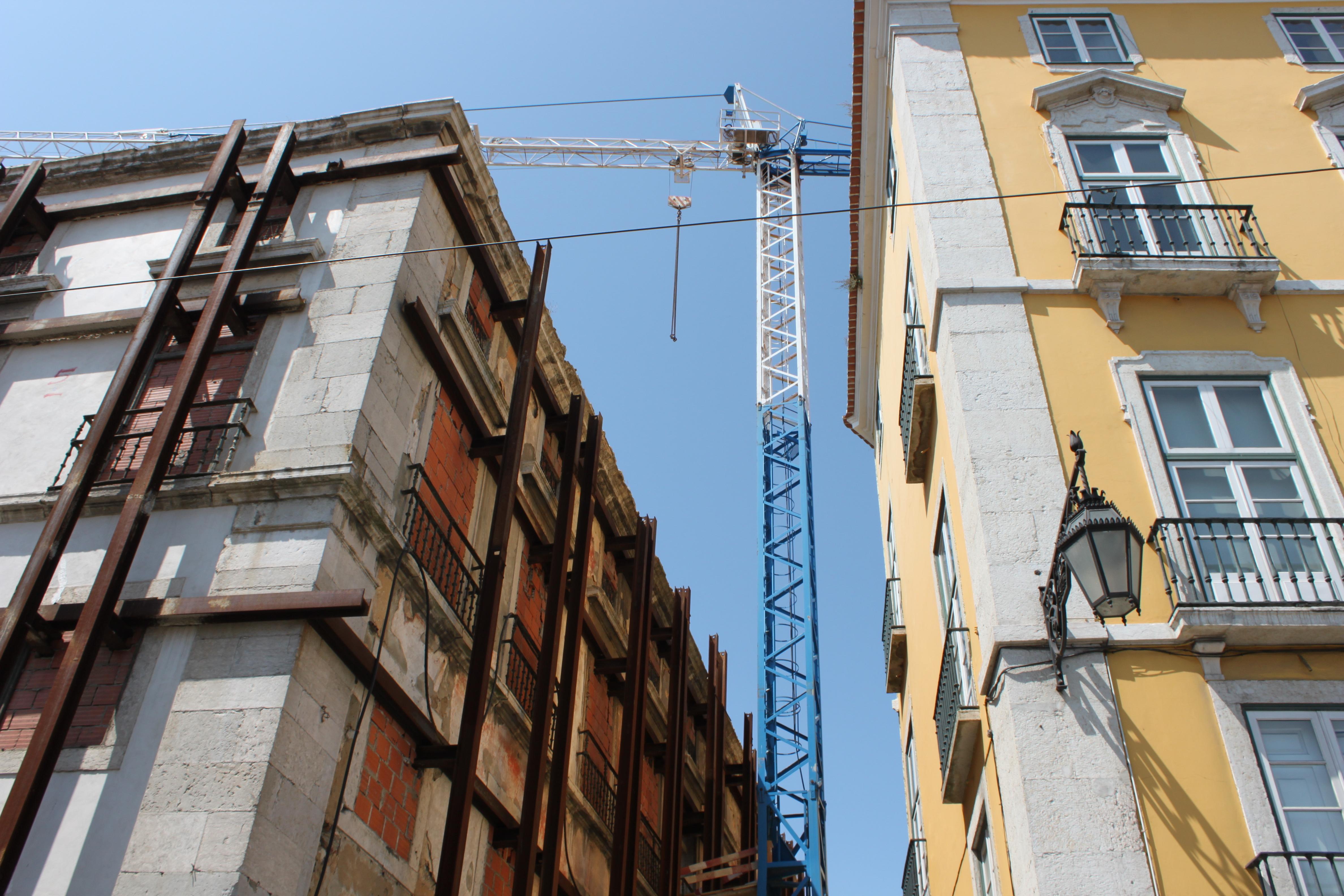 até junho desapareceram mais de 5.200 empresas de construção e imobiliário