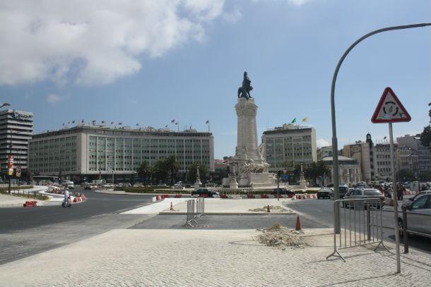 marquês de pombal: novidades no trânsito arrancam domingo (fotos)