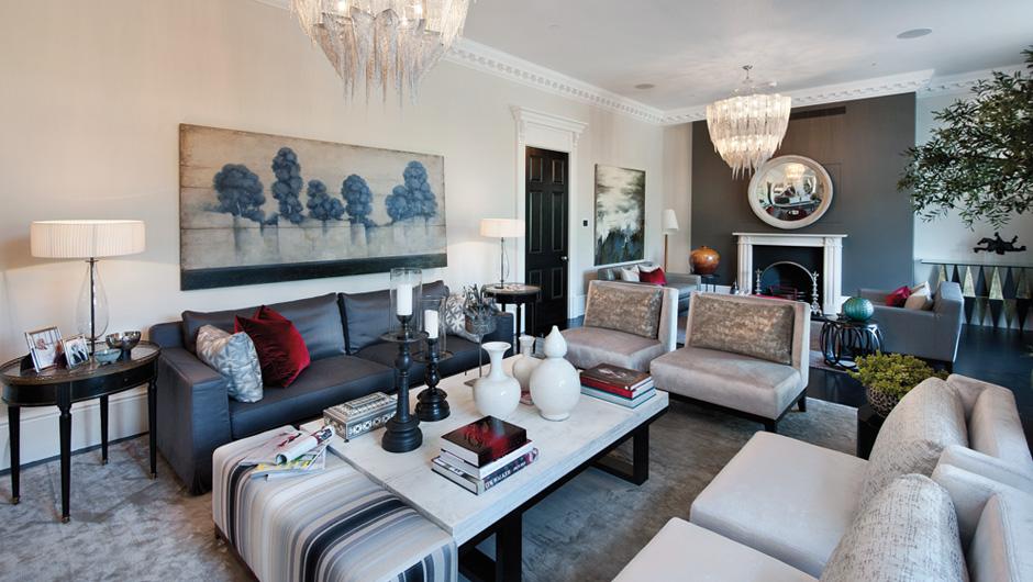 Casa em banda mais cara do mundo est venda por 125 for 9 cornwall terrace
