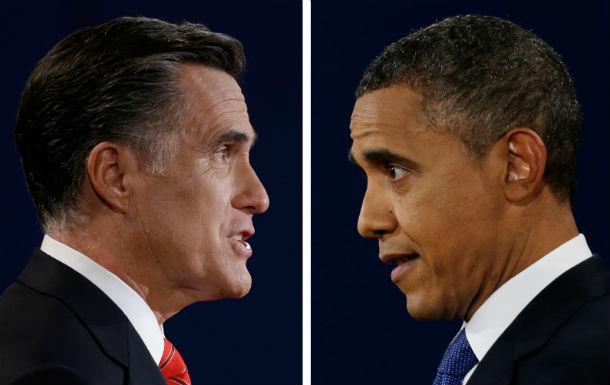 mitt romney e barack obama, os candidatos à casa branca
