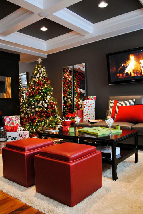 Ideias Para Decorar A Rvore De Natal Fotos Idealista News