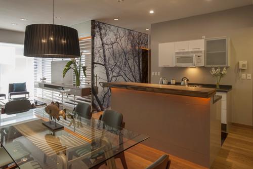 Ideias para decorar um apartamento de solteiro fotos for Como decorar un departamento viejo