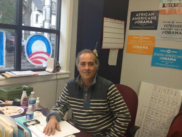 luís pimenta participou na campanha de obama