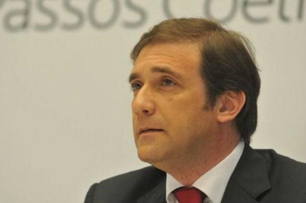 pedro passos coelho, líder do psd e primeiro-ministro de portugal