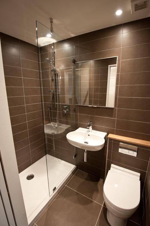 Casas de banho pequenas mas modernas: fotos com ideias de ...