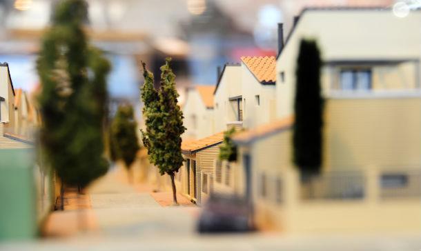 o sector imobiliário é um dos mais afectados pela crise