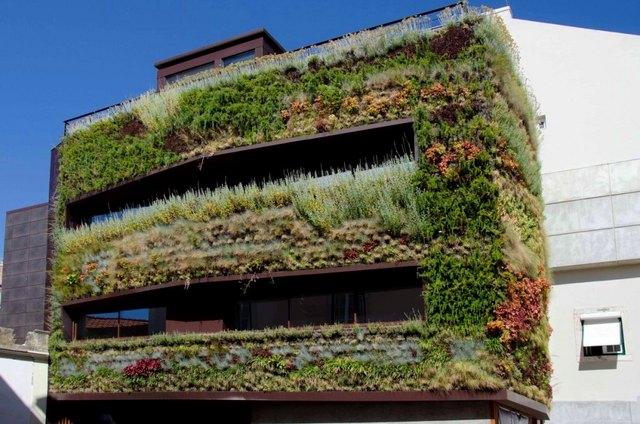 jardim vertical venda:casa jardim vertical, situada na lapa, custa 1,3 milhões de euros e