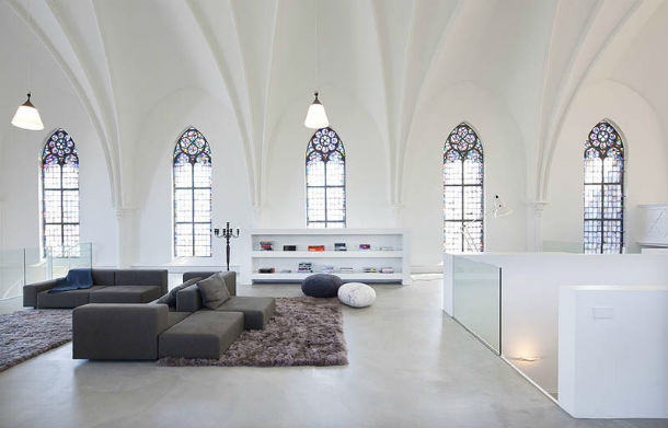a saint jakobus church está localizada em utrecht