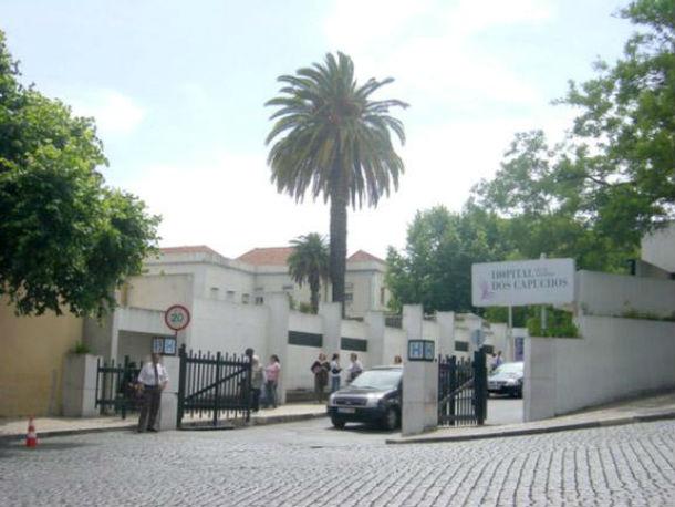 o hospital dos capuchos é um dos quatro a serem convertidos