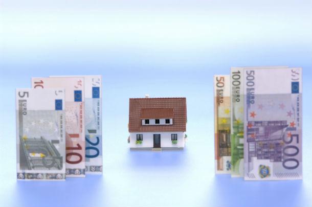 comprar casa recorrendo a empréstimos bancários é hoje mais barato que no passado