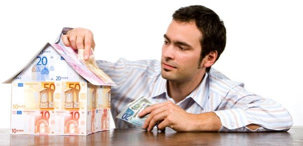 apenas 6% das casas adquiridas são compradas a crédito