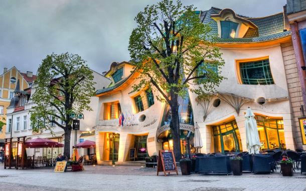 esta habitação está localizada em sopot, na polónia
