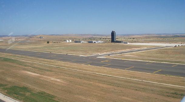 aeroporto central ciudad real terá tido um custo de mil milhões de euros