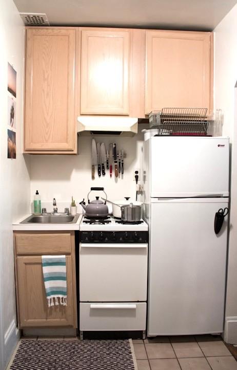 Ideias para decorar cozinhas pequenas fotos idealista news for Cocinas diminutas