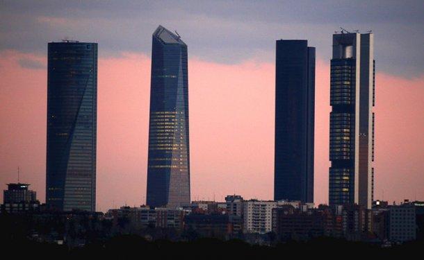 as quatro torres de madrid