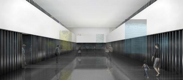 """o projecto em causa visava a """"renovação"""" de um antigo museu no michigan"""