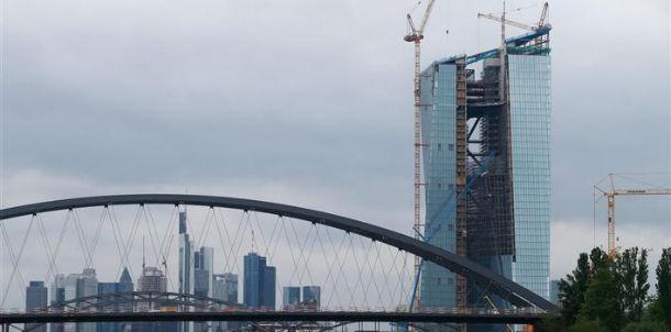 Previa-se que a nova sede do BCE custasse 500 milhões de euros