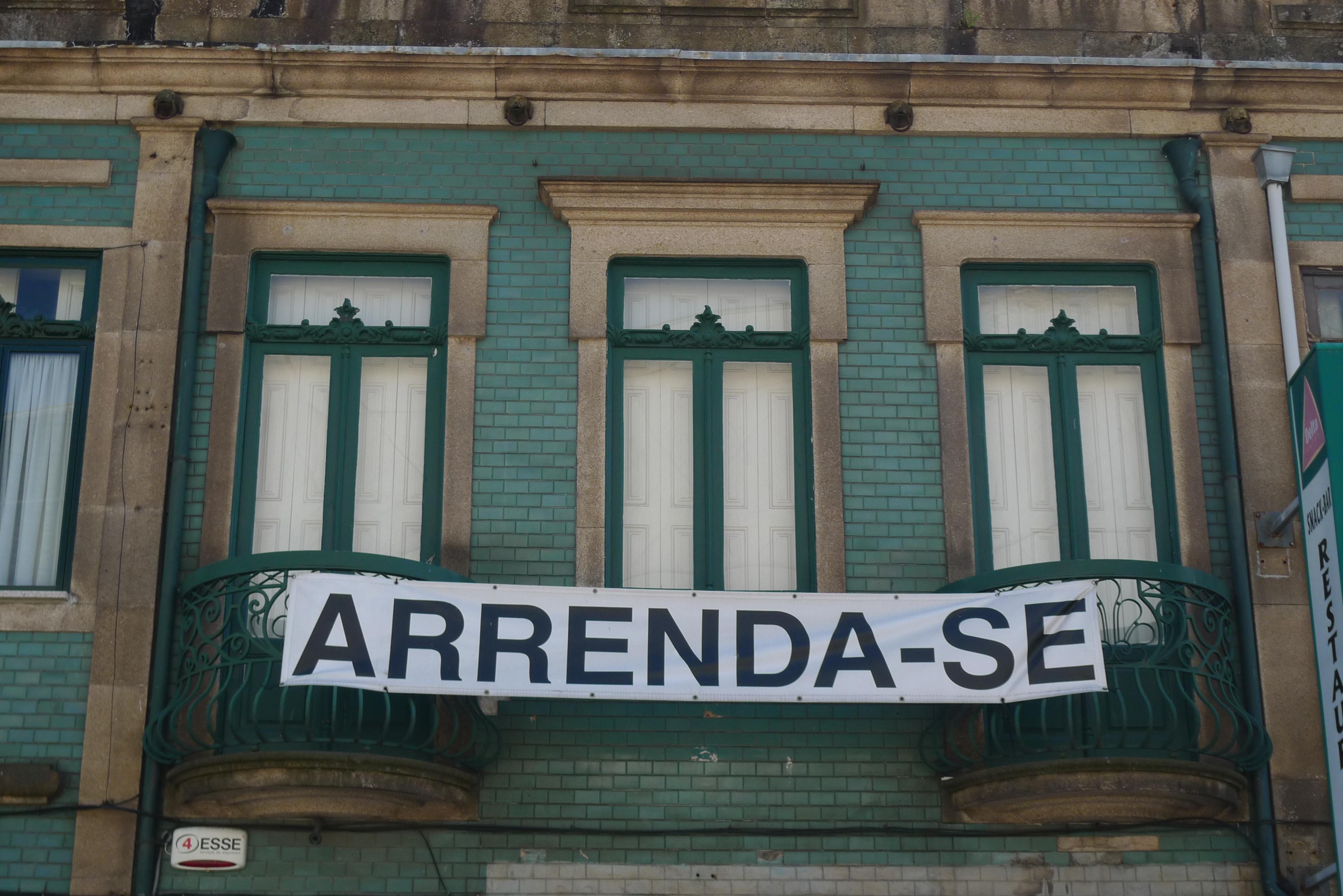 Rendas no Porto registaram uma subida de 1,1% no segundo trimestre deste ano.